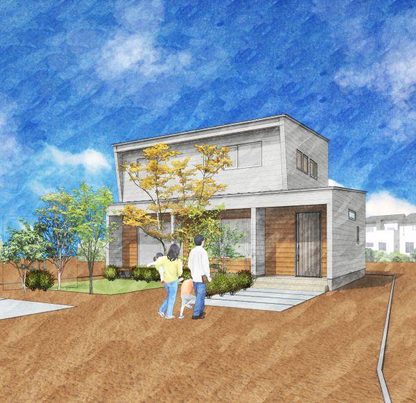 「たのしみ、きみとそだつ家」 | ココチエ一級建築士事務所